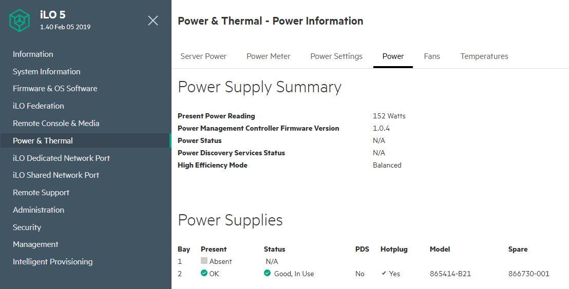 HPE 865414 B21 4VM HPE ProLiant DL325 Gen10