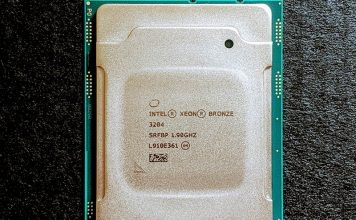 Intel Xeon Bronze 3204 Cover