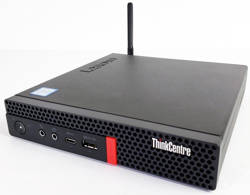 Lenovo ThinkCentre M720q Tiny Compact PC Review - ServeTheHome