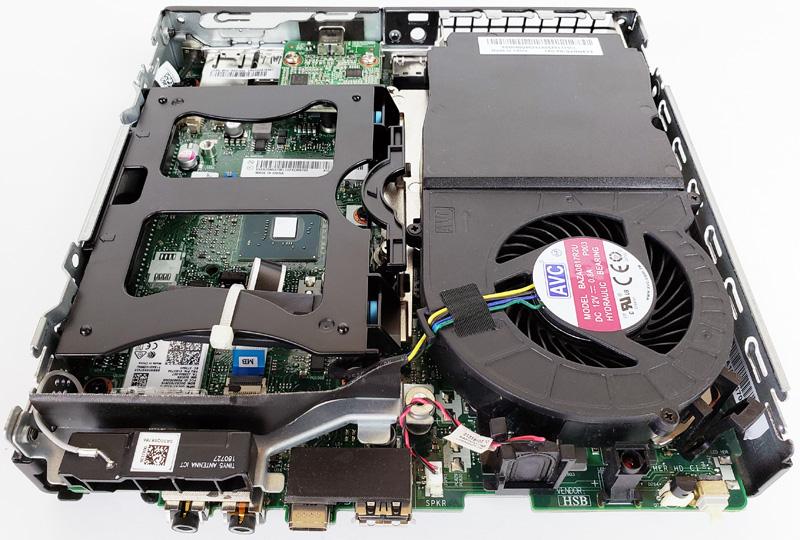 Lenovo ThinkCentre M720q Tiny Top - ServeTheHome