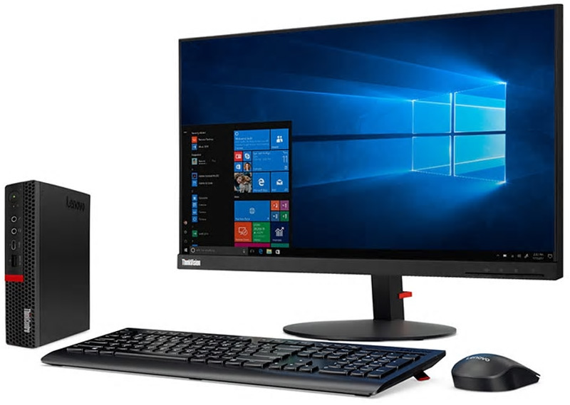 Lenovo ThinkCentre M720q Tiny Compact PC Review - ServeTheHome