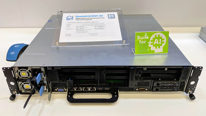 QCT QuantaGrid D52Y 2U Edge Server