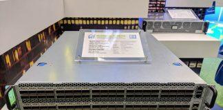 QCT QuantaMesh T7080 IXA 80x 100GbE Router