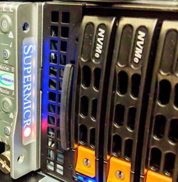 Supermicro BigTwin SYS 2029BZ HNR Cover