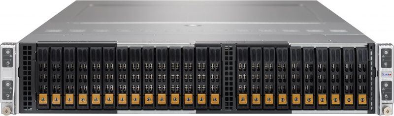 Supermicro BigTwin SYS 2029BZ HNR Front