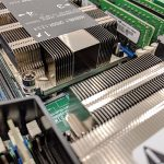 Supermicro BigTwin SYS 2029BZ HNR Two Heatsinks