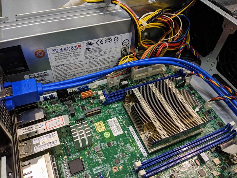 Supermicro SYS E403 9D 8C FN13TP Internal X11SDW 16C TP13F
