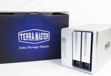 TerraMaster F2 210 2 Bay NAS