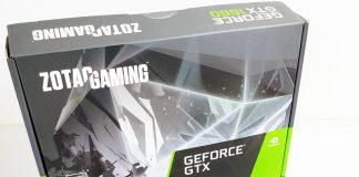 ZOTAC GTX1660 6GB