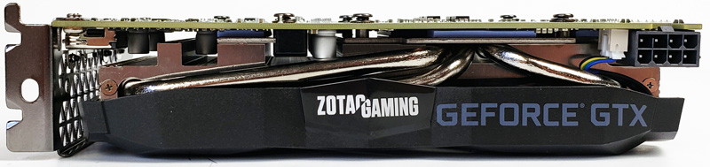 ZOTAC GTX 1660 6GB Top