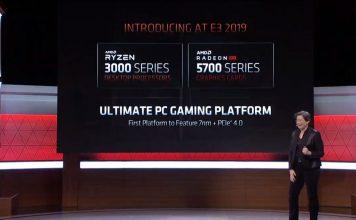 AMD E3 Keynote Kickoff New Radeon 5700 And Ryzen 3000 Series