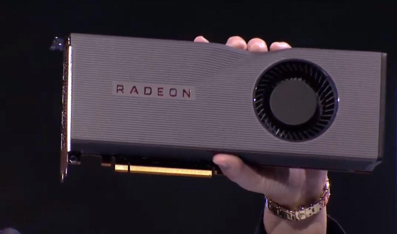 AMD Radeon RX 5700XT Series E3