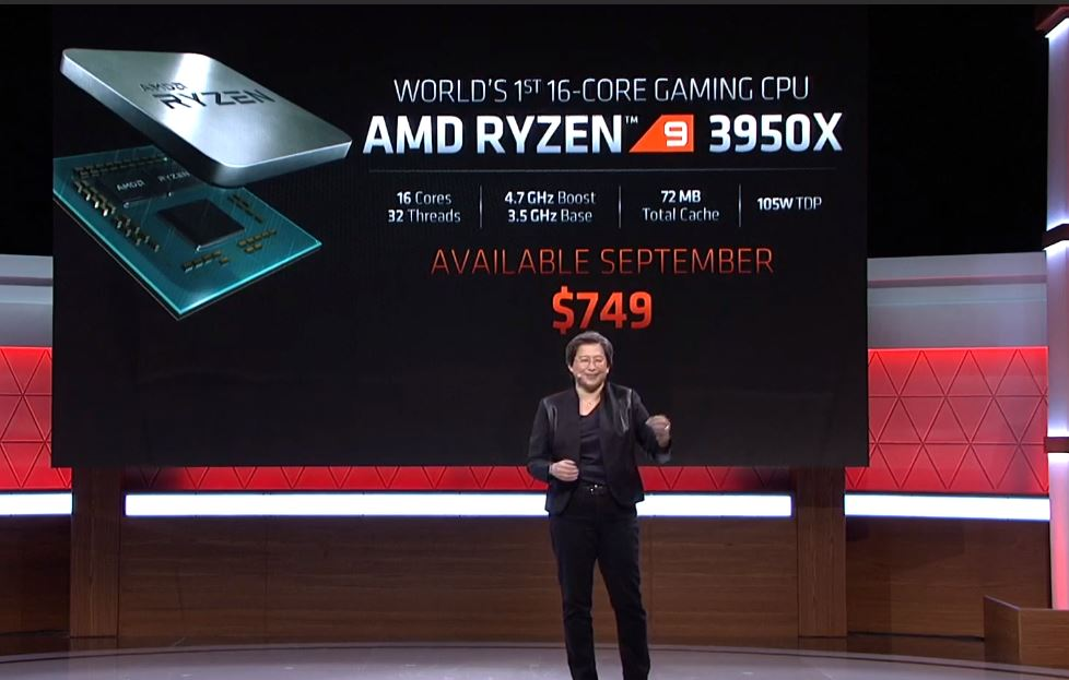 AMD Ryzen 9 3950X 16 Core Price