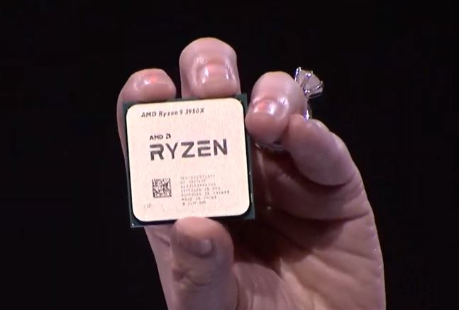 AMD Ryzen 9 3950X 16 Core