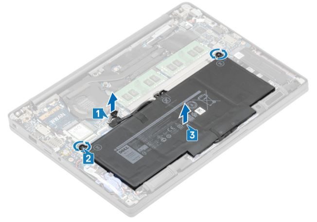 Dell Latitude 7300 Battery