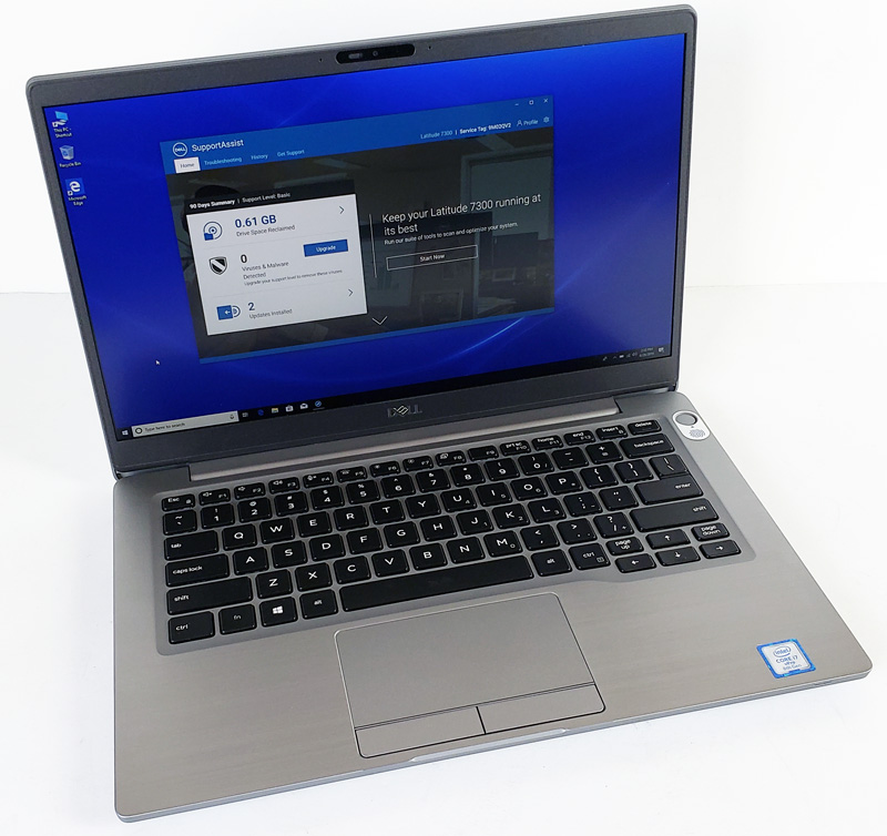 Dell Latitude 7300 Review A Platform for Conference Room Hoppers