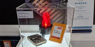 Innodisk Fire Shield Computex 2019