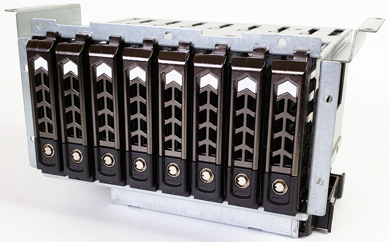 SilverStone CS280 HDD Cage