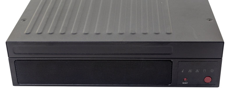 Supermicro AS E301 9D 8CN4 Front