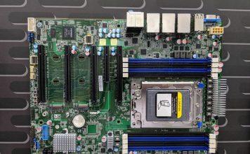 Tyan S8020 At Computex 2019