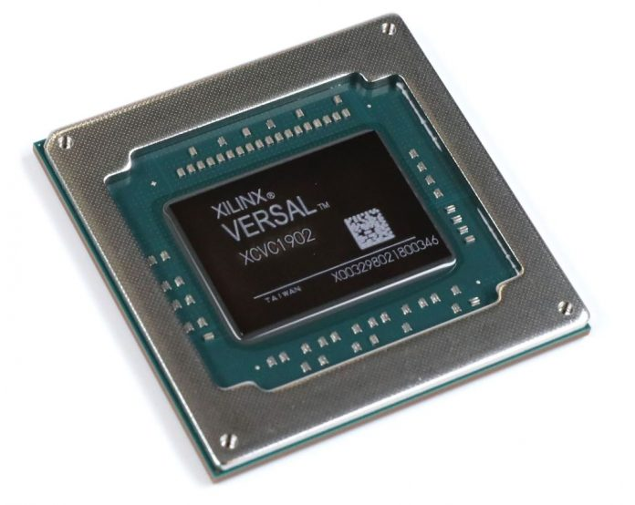 Xilinx Versal Package