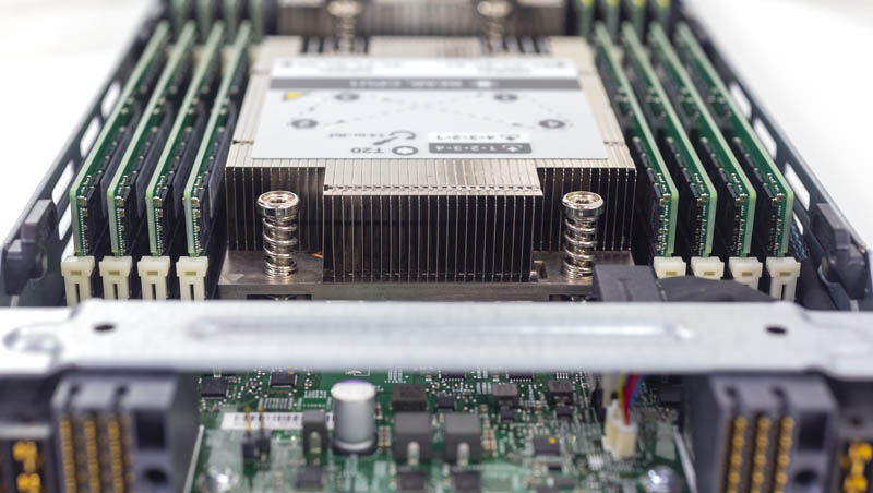 Cisco UCS C4200 C125 M5 Node Airflow