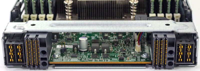 Cisco UCS C4200 C125 M5 Node Chassis Connection