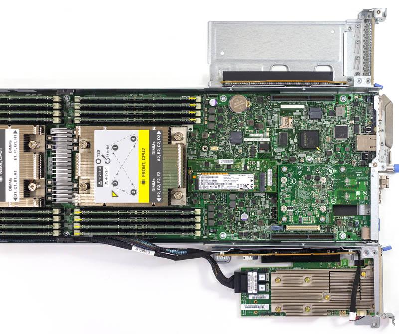 Cisco UCS C4200 C125 M5 Node Expansion Spread