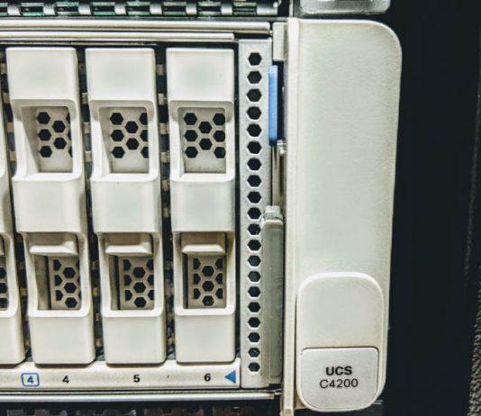 Cisco UCS C4200 Cover