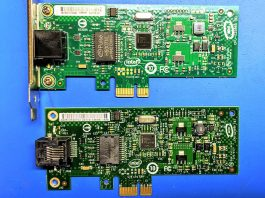 Counterfeit And Real Intel Gigabit CT Desktop Adapters Cover