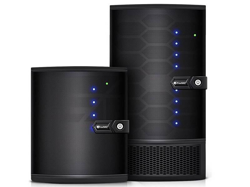 New FreeNAS Mini E and FreeNAS Mini XL Plus Launched