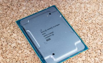 Intel Xeon Platinum 8253 Cover