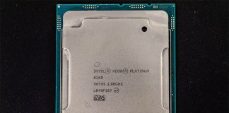 Intel Xeon Platinum 8268 Cover