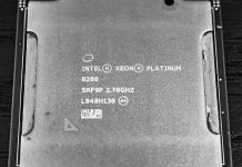 Intel Xeon Platinum 8280 Cover