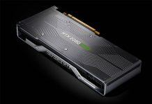 NVIDIA GeForce RTX 2080 Ti Super Backplate