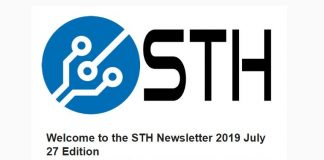 STH Newsletter Q3 2019 Cover