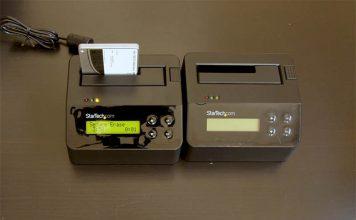 Startech Drive USB 3 Drive Eraser