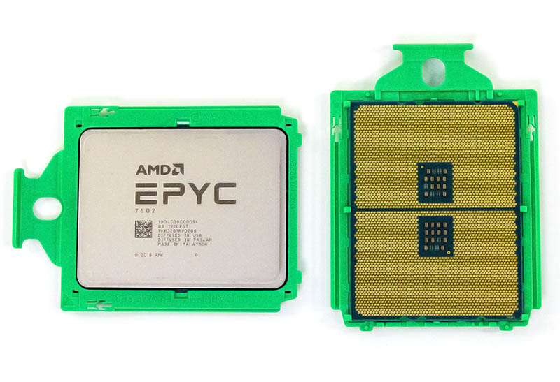 AMD EPYC 7002 Top And Bottom Covers