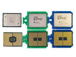 AMD EPYC 7002 With 2nd Gen Xeon Scalable And EPYC 7001