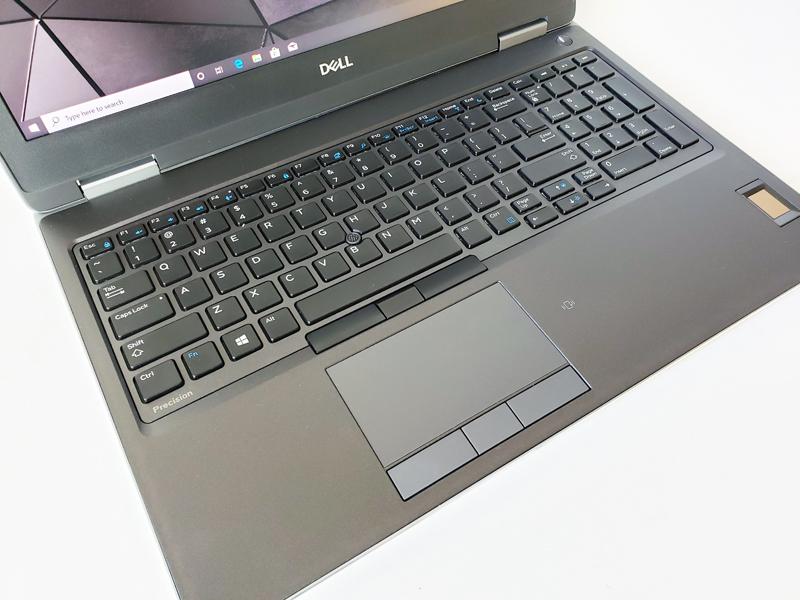 Dell Precision 7540 Keyboard