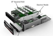Huawei Ascend 910 AI Training Server Cover