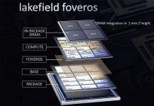 Intel Lakefield HC31 Cover