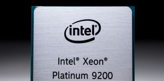 Intel Xeon Platinum 9200 Cover