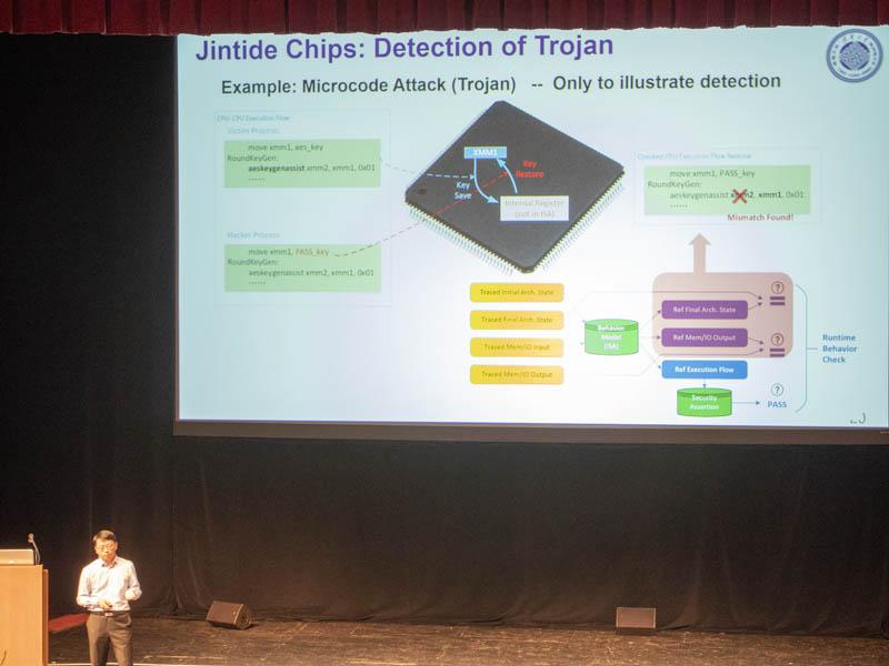 Jintide Platform Detect Example Hot Chips 31