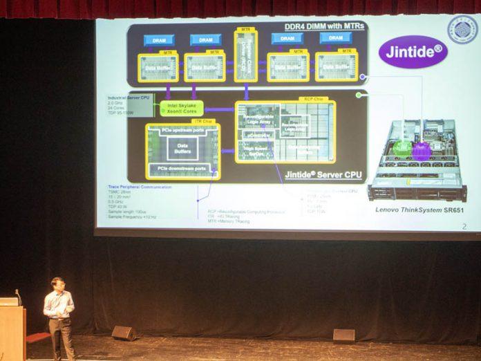 Jintide Platform Overview Hot Chips 31