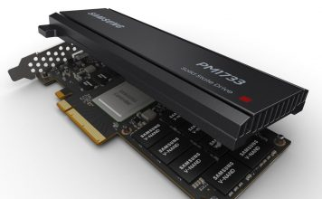 Samsung PM1733 PCie Gen4 NVMe SSD AIC