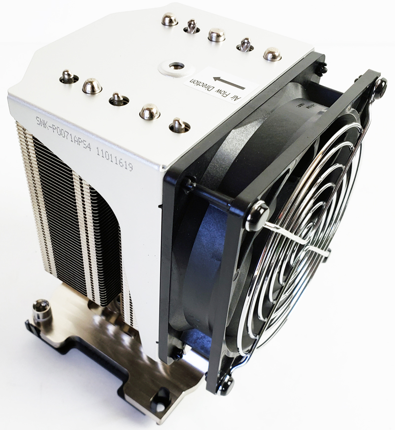Supermicro X11SPA T 4U CPU Heat Sink