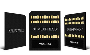 Toshiba XFMEXPRESS 3 View STH Cover