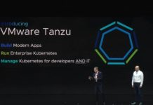 VMware Tanzu Announcement VMworld