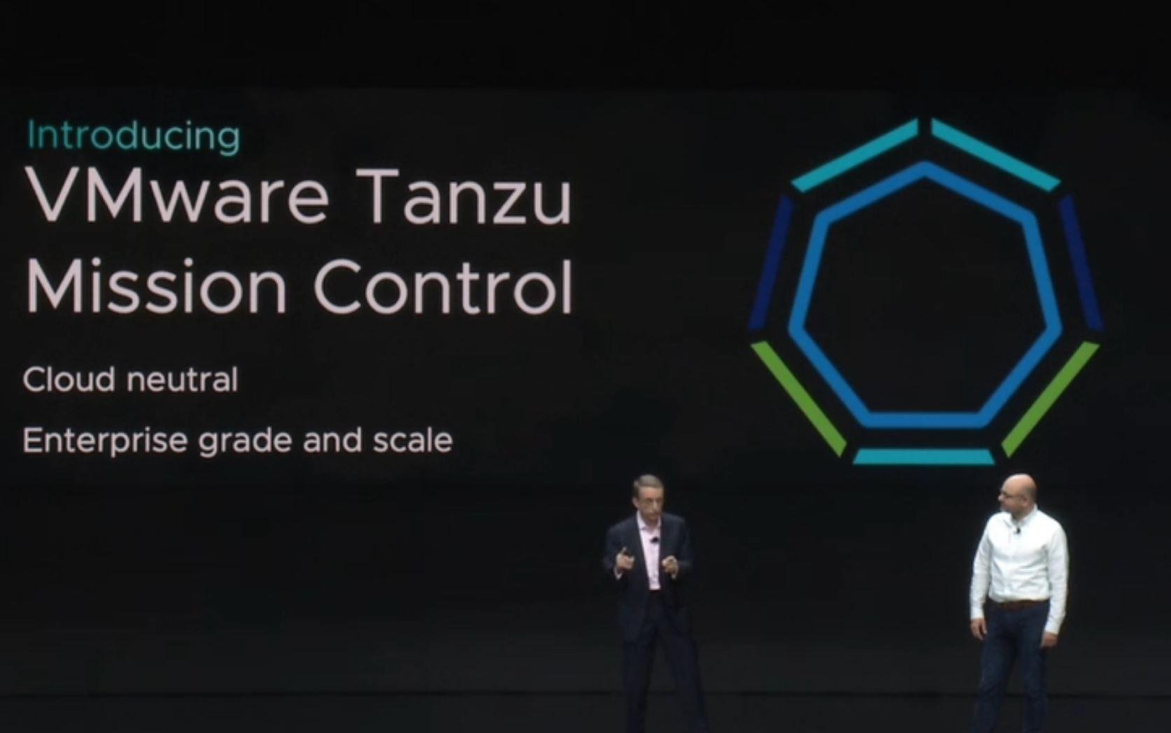 VMware Tanzu Mission Control VMworld